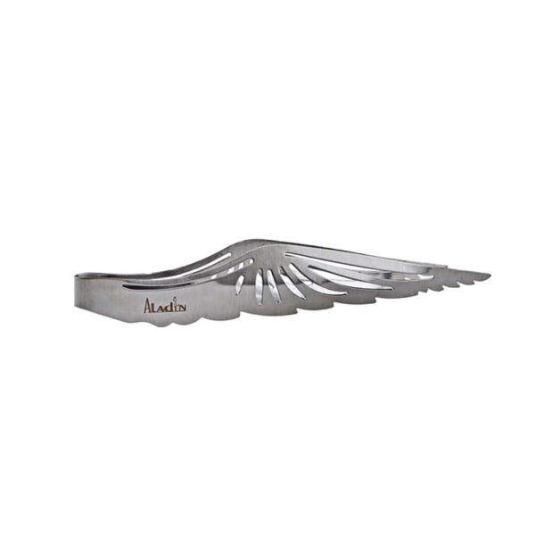 cleste carbuni wing silver