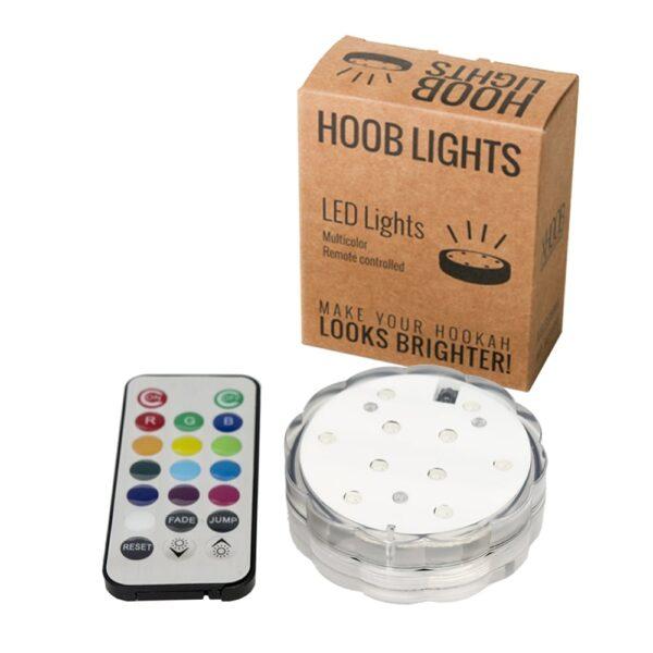 Hoob LED iluminat narghilea RGB