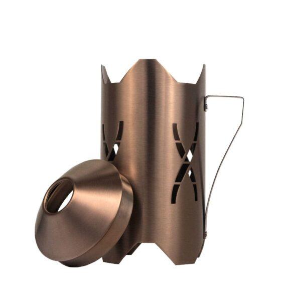 Hoob wincover bronze
