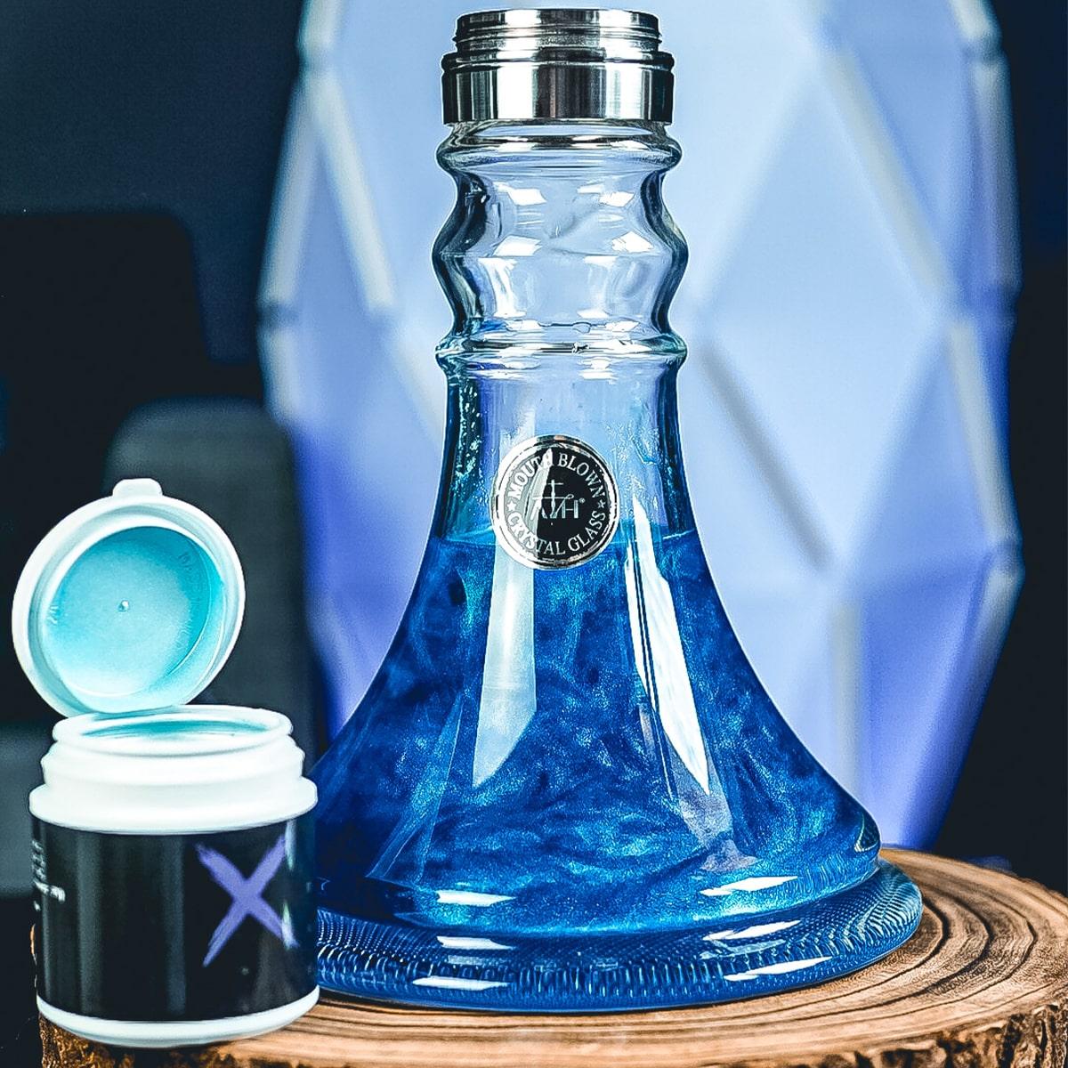 XSchischa Sparkle blue