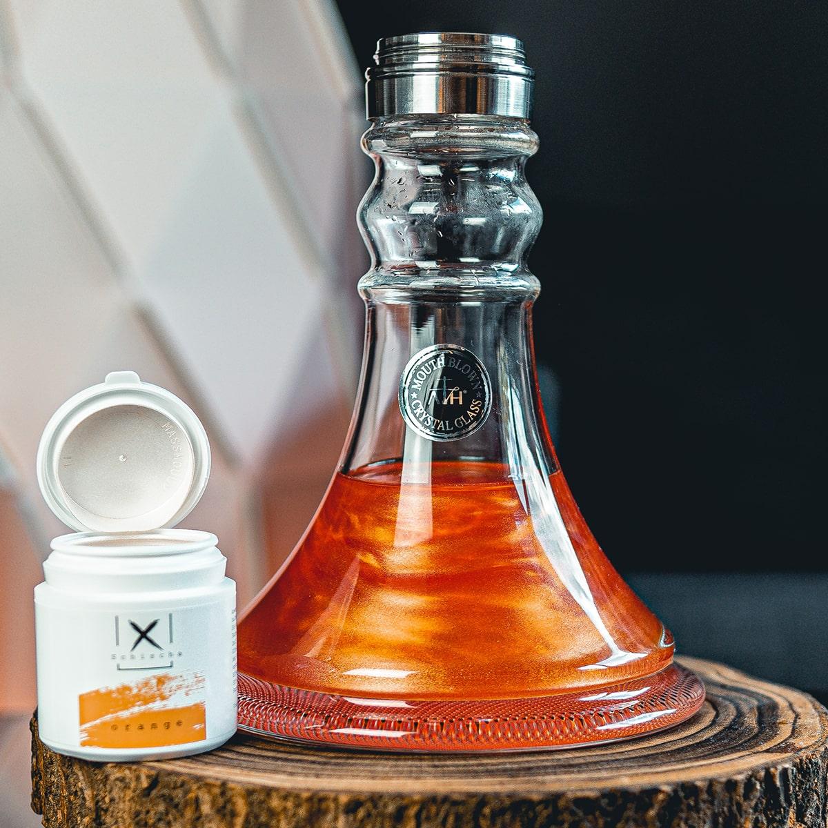 XSchischa Sparkle orange