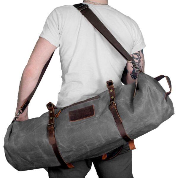 hoob shisha leather bag