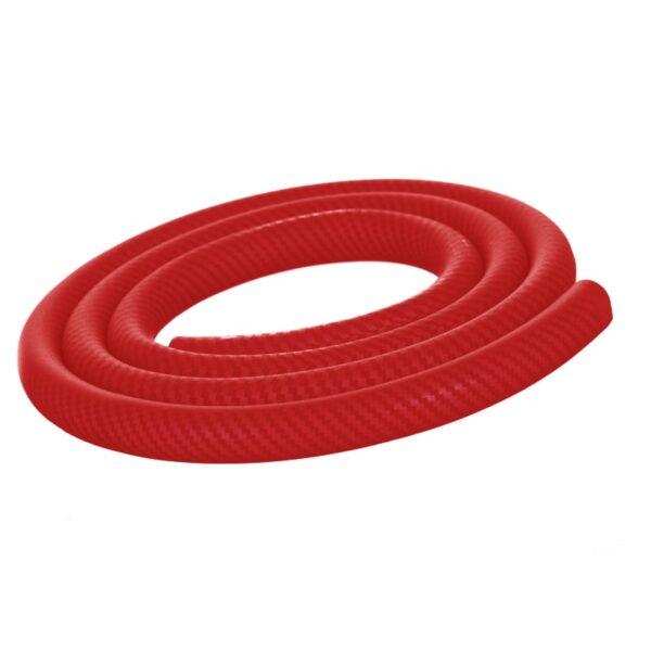 Furtun narghilea model Carbon red