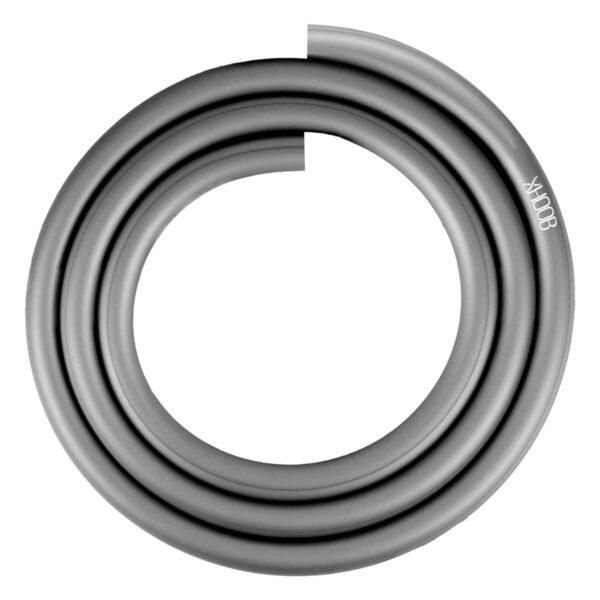 Furtun silicon Hoob Soft Touch Space Grey